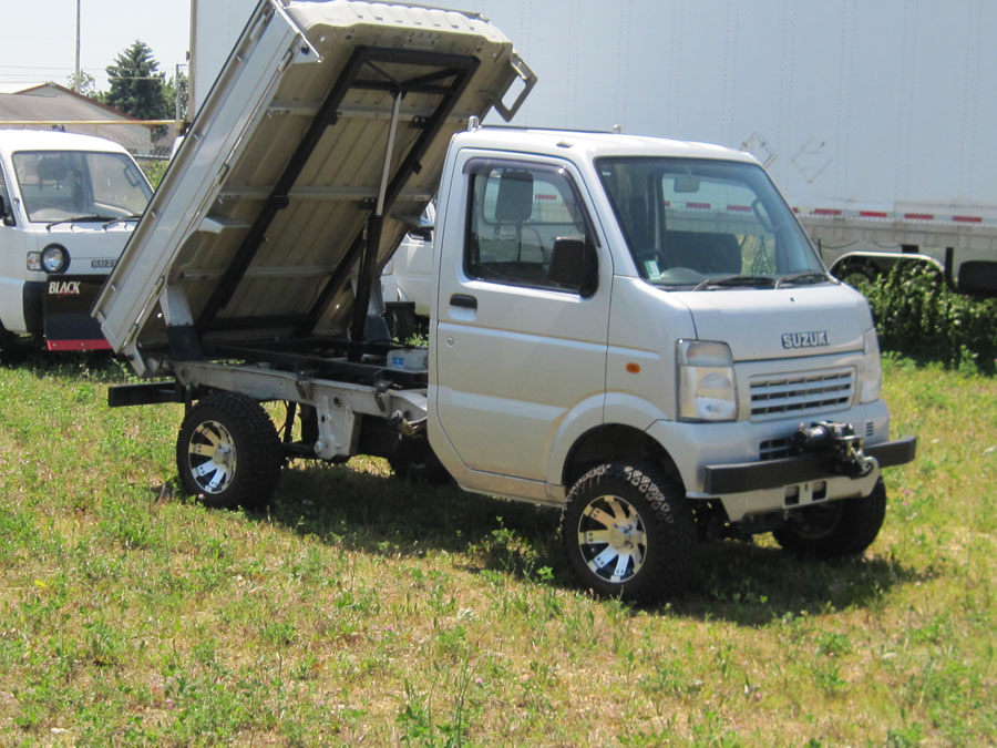 Super Stalker 660 Ccl 3 Cyl Efi Woodys Mini Trucks